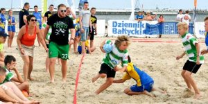 Junior Sopot Beach Rugby