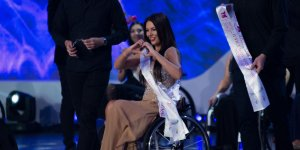 Miss Photo - Miss Wheelchair World 2017