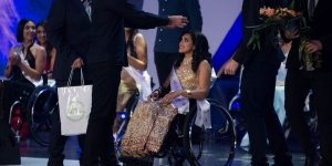 Miss Popularnosci - Miss Wheelchair World 2017