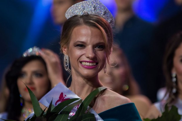 Aleksandra Chichikova - Miss Wheelchair World 2017