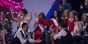 Miss Wheelchair World 2017 i po tańcach
