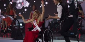 Miss Wheelchair World 2017 - tańce