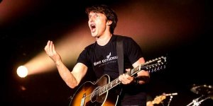 James Blunt – wulkan energii!
