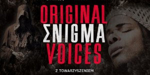 ENIGMA VOICES - plakat