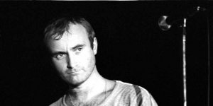 Phil Collins - Strasbourg X 1981 r.