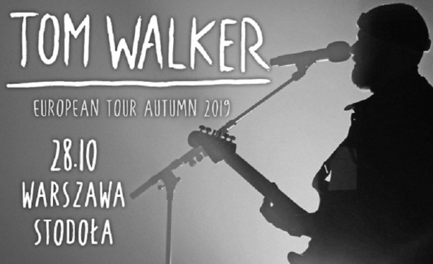 Tom Walker - plakat