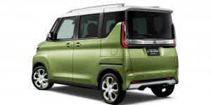 Super Height K Wagon - Concept Mitsubishi