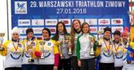 29. Warszawski Triathlon Zimowy