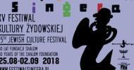 Program Festiwalu Singera