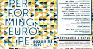 Performing Europe 2019