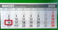 Kalendarium antykoronawirusowe