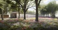 Budowa Izby Pamięci przy CPW