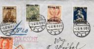 Polskie znaczki o tematyce warszawskiej