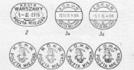 Pierwsze samorządowe znaczki pocztowe