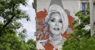 Nowy i niezwykły mural na cześć Kory.
