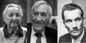 Marek Edelman, Tadeusz Mazowiecki, Jan Karski