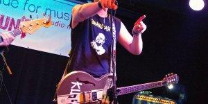 Coco Bongo - gdański zespół koncertował w ramach projektu Grunt to bunt w Ośrodku Kultury Ochoty