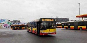 Zajezdnia R-1 Woronicza - Miejskie Zakłady Autobusowe