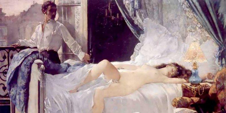 Rolla - Henri Gervex, 1878, olej na płótnie