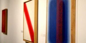 Wystawa Wojciecha Fangora w Mazowieckim Centrum Sztuki Współczesnej Elektrownia 1