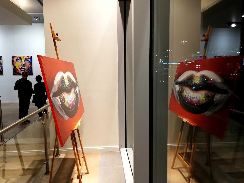 Jasmin Šoljanin - Wystawa Malarstwa