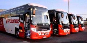 Komfortowe autobusy - Polonus