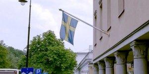 Ambasada Szwecji - ul. Bagatela 3
