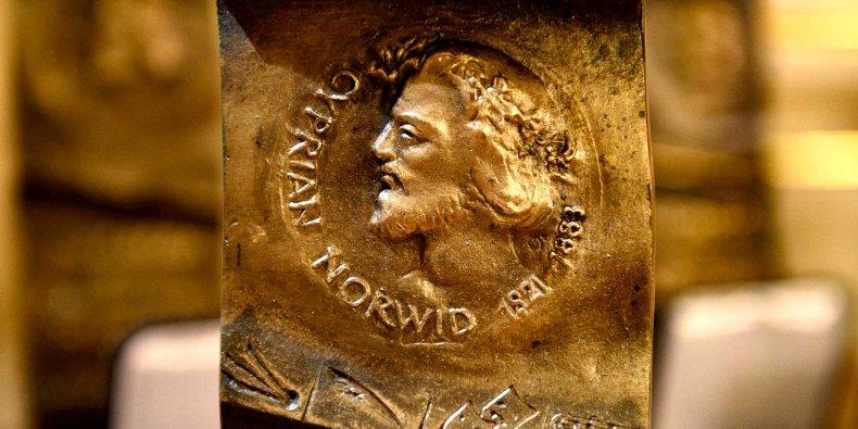 Nagroda Norwida - statuetka