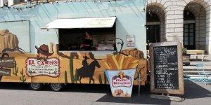 Plac Bankowy - żarciowozy czyli Food Trucki