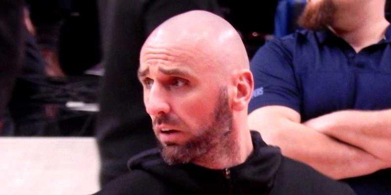 Marcin Gortat w barwach Clippers w 2018 r.