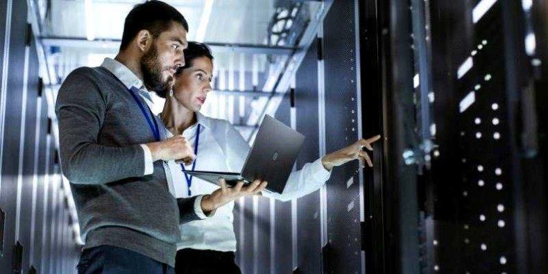 Outsourcing IT - administracja siecią