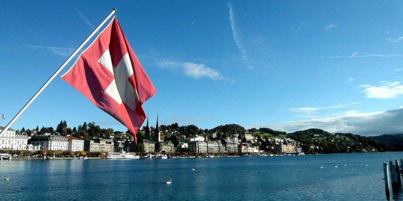 Szwajcaria - 1 sierpnia obchodzi Święto Narodowe