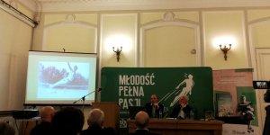 Akademicki Sport XX-wiecznej Warszawy – promocja książki dr Roberta Gawkowskiego.