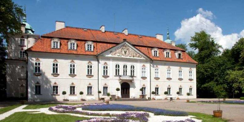 Pałac Radziwiłów w Nieborowie
