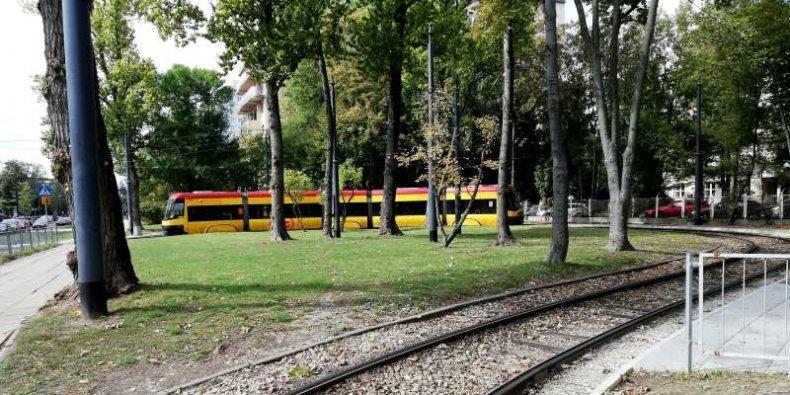 Pętla tramwajowa przy ul. Kieleckiej