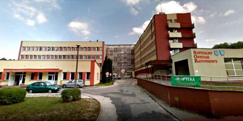 Szpital powiatowy w Kozienicach
