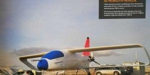 Dron ILX-32 na próbach w Newadzie