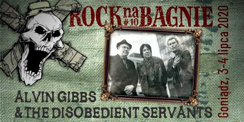 10. Festiwal Rock na Bagnie - pierwsi ujawnieni goście