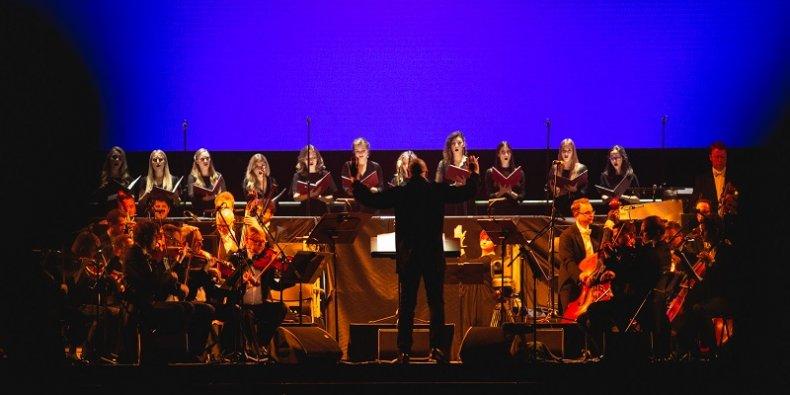 Zbigniew Preisner z orkiestrą i chórem