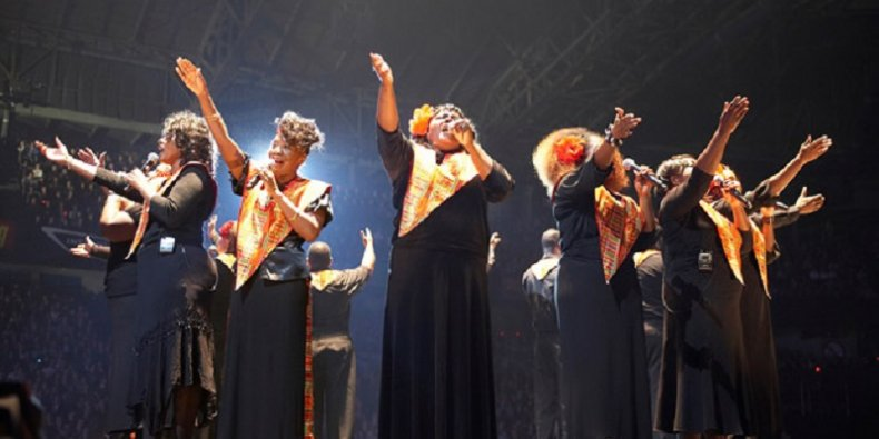 Harlem Gospel Choir zaprasza