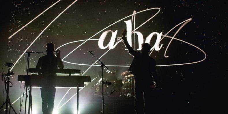 A-ha na scenie