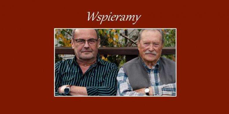 Emil Karewicz i Krzysztof Karewicz