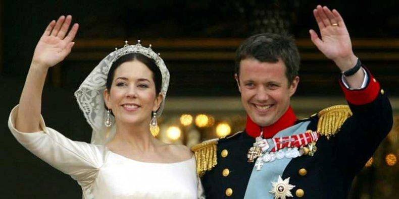 Książęca para z Danii