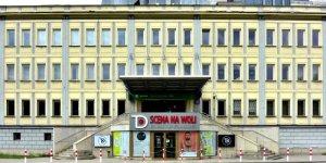 Scena Na Woli im. Tadeusza Łomnickiego przy ul. Kasprzaka 22 w Warszawie w roku 2018 fot.
