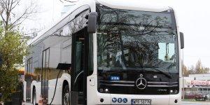 Mercedes eCitaro do testów w Warszawie
