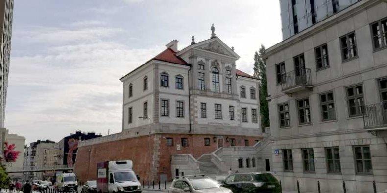 Pałac Ostrogskich
