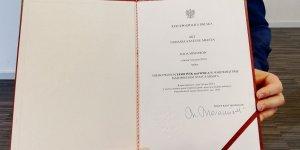 Akt nadania statusu miasta Czerwińsk nad Wisłą