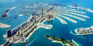 Dubaj - Palma Jumeirah (Dżamira)