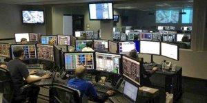 Sala sterowania i nadzoru komputerowego