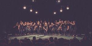 Singin' Warsaw w Teatrze Rampa